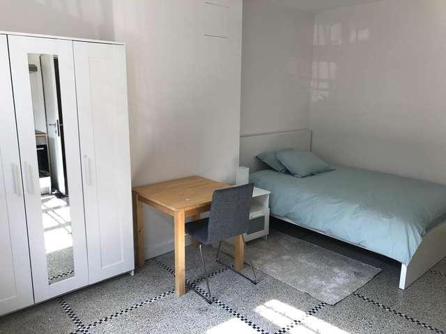 Studio Les Etangs d'Ixelles, studio meublé