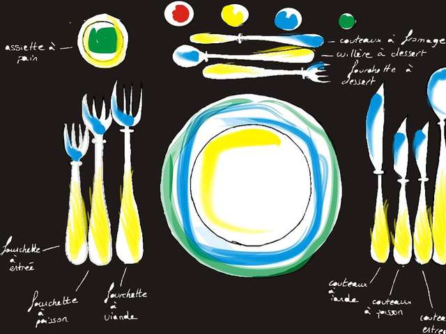 Fourchettes et Cie