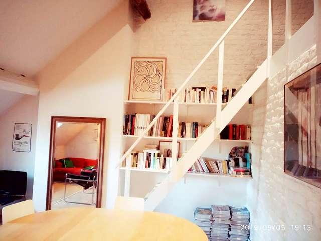 Lausanne, studio meublé
