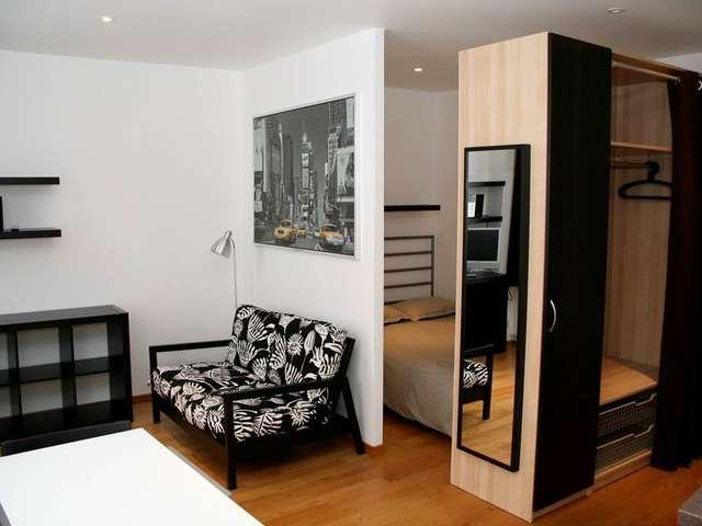 Résidence Porte de Hal, logement meublé