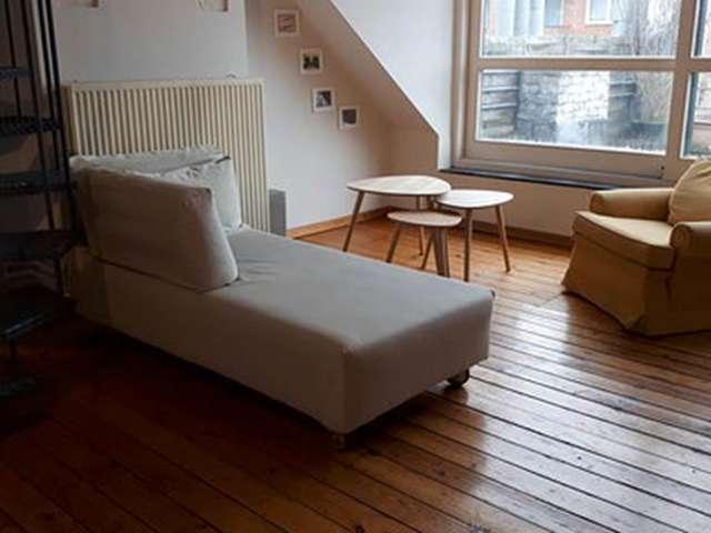 Paul Deschanel, logement meublé