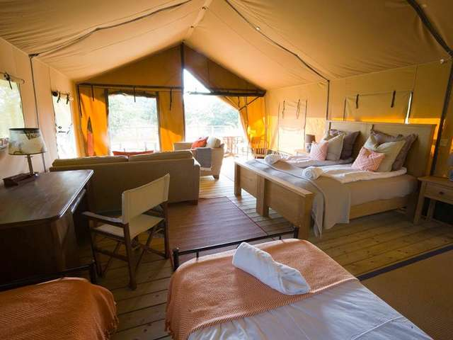 Camping Le Camp