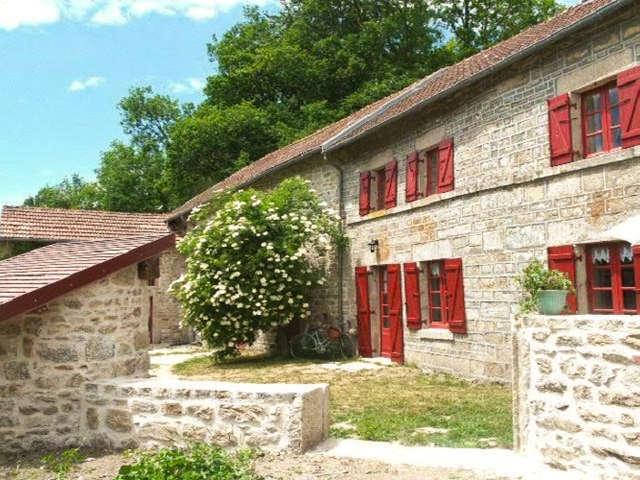 Location Gîtes de France - SAINT MARC A LOUBAUD - 4 personnes - Réf : 23G1041
