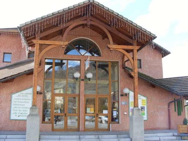 Maison du Parc national des Ecrins - Secteur du Champsaur