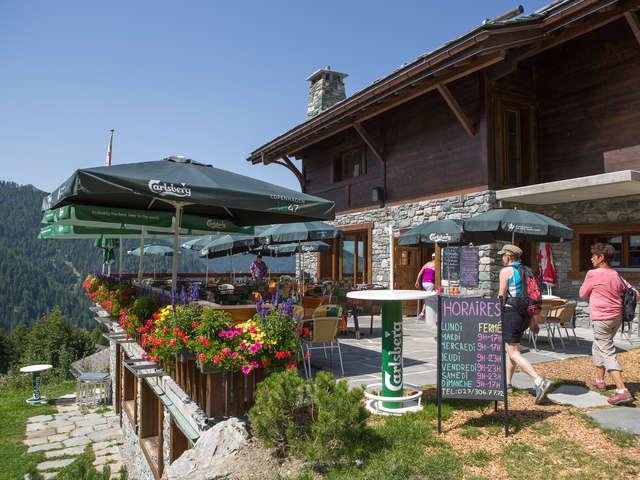 Restaurant Chalet des Alpes
