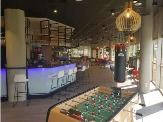 Bar de l'Ibis Archamps Porte de Genève