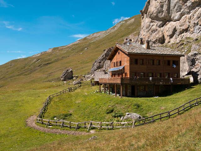 Rencontre au refuge de la Femma - Parc national de la Vanoise