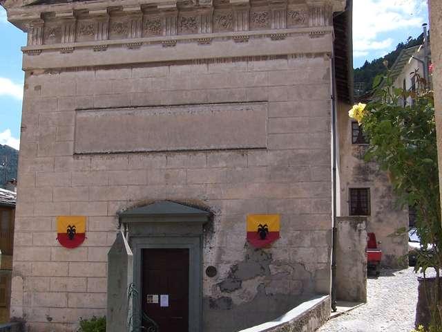 Chapel of Penitents noirs and la Miséricorde