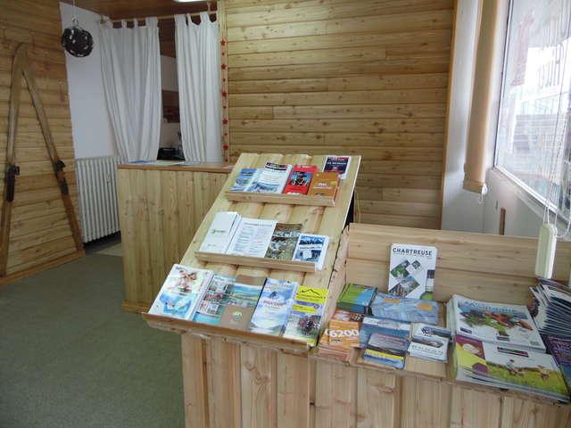 Bureau d'Information Touristique du Collet