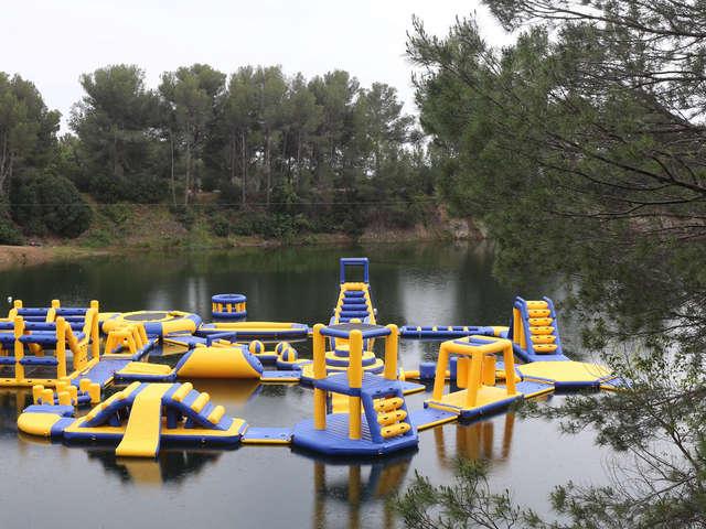 Aquaparc des Lacs Adrénalines