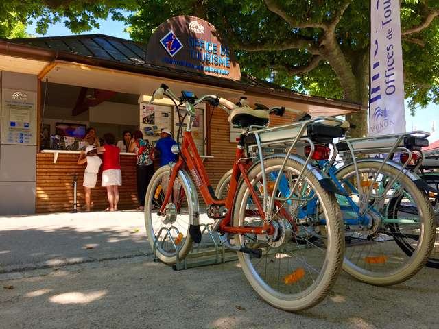 Location de Vélos Electriques