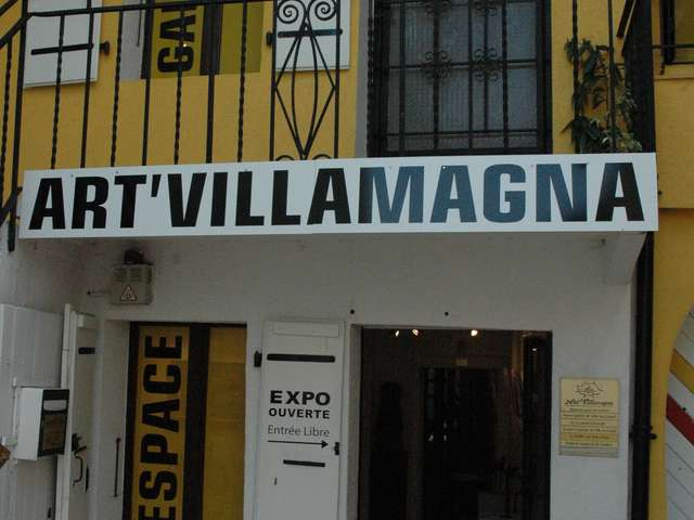 Espace - Galerie Art-Villamagna