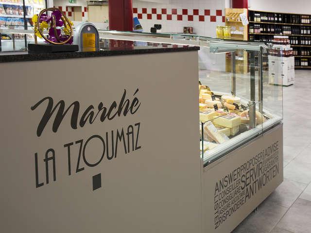 Marché La Tzoumaz