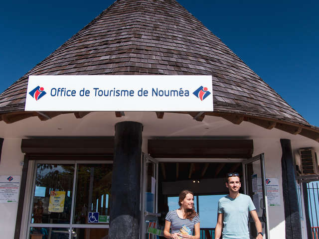 Office de Tourisme de Nouméa - Anse-Vata
