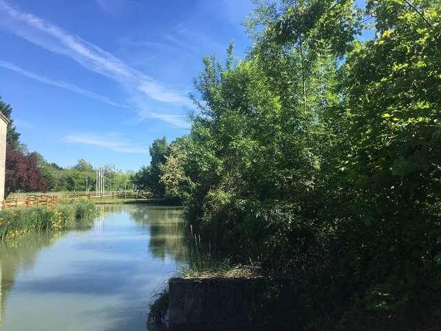 La pêche à Escatalens