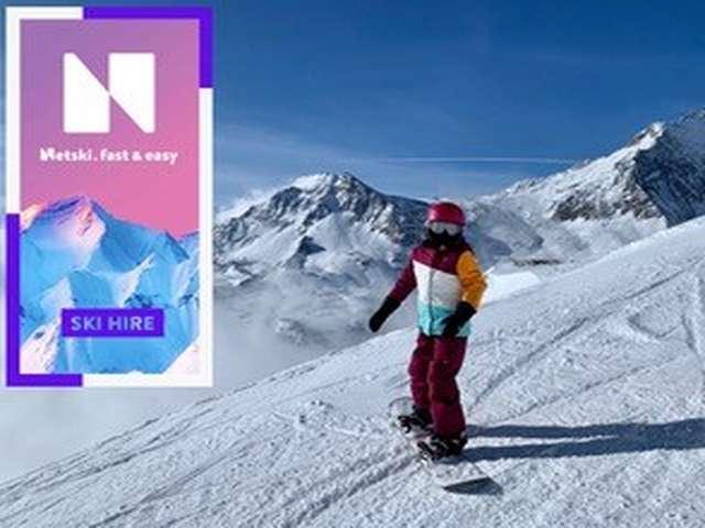 Netski.Everest Sport