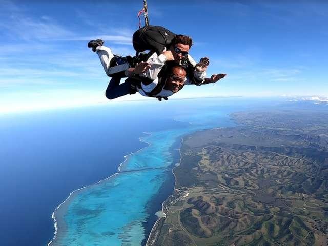 Nouméa Skydive
