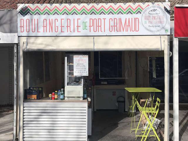 La Boulangerie biologique de Port Grimaud