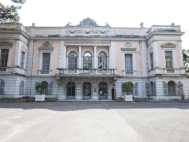 Palais de Carnolès : Musée des Beaux-Arts