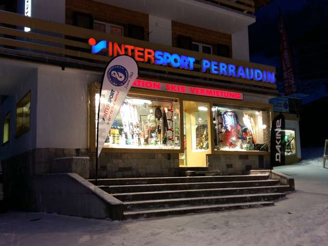 Perraudin Sports - Intersports