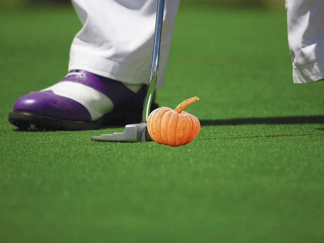 Halloween Cup à Golf Up