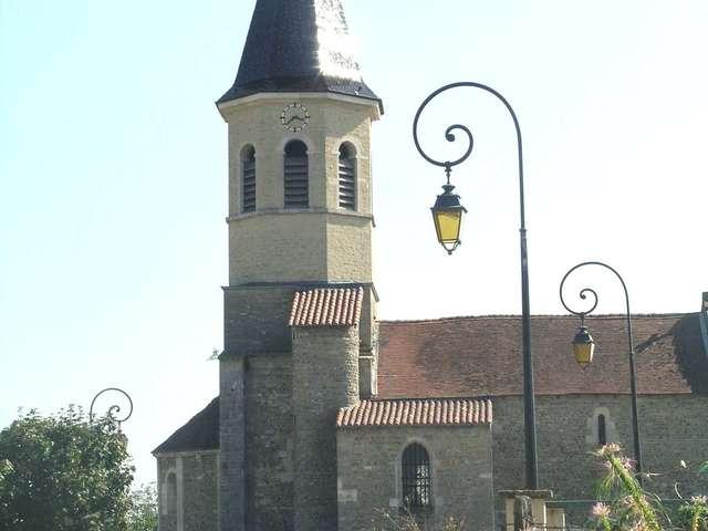 Eglise Saint-Rémy et Saint-Clair