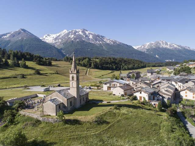 Eglise Saint-Laurent - Sardières : en accès libre