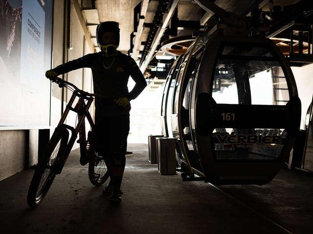 Remontées mécaniques - Cyclistes