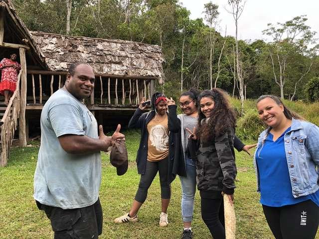 Camping en tribu - Nepara My