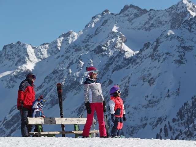 Domaine de ski alpin du Collet