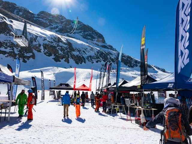 The Big Labo Ski - Freerando ski test
