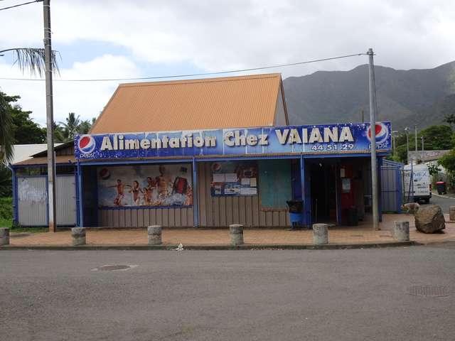 Magasin Chez Vaïana