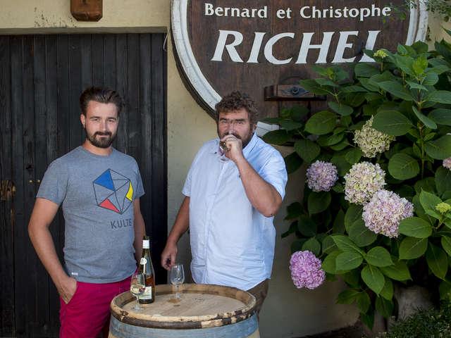 Fascinant Week-End au Domaine Richel