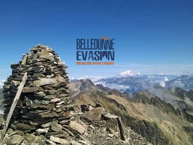 Nordic walking with Belledonne Evasion