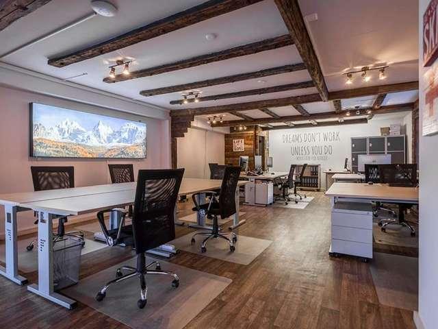 Mountain Hub Verbier - Coworking space