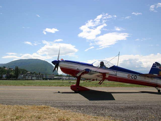 Bar du Club aéronautique