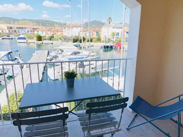 Mme Karine BOMATI - Bliss Appartement Port Grimaud