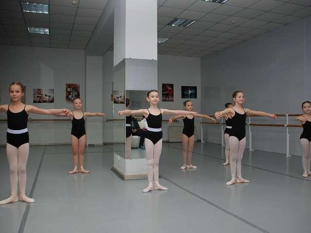 Initiation danse classique 6-7 ans