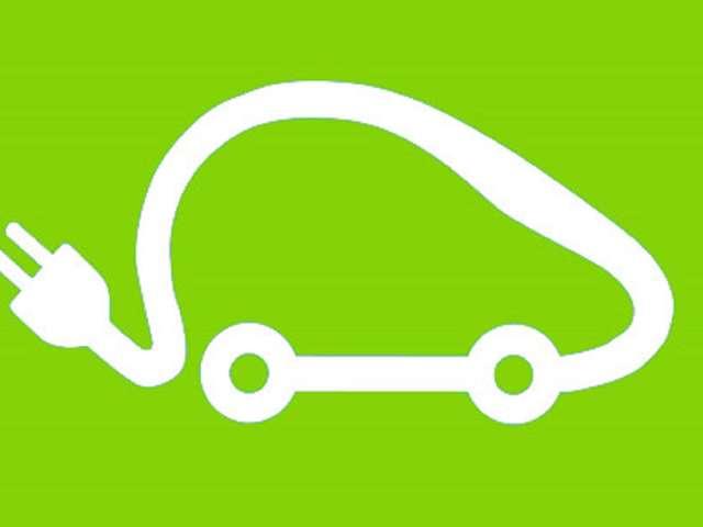 Borne de recharge véhicule électrique - Hauteclocque