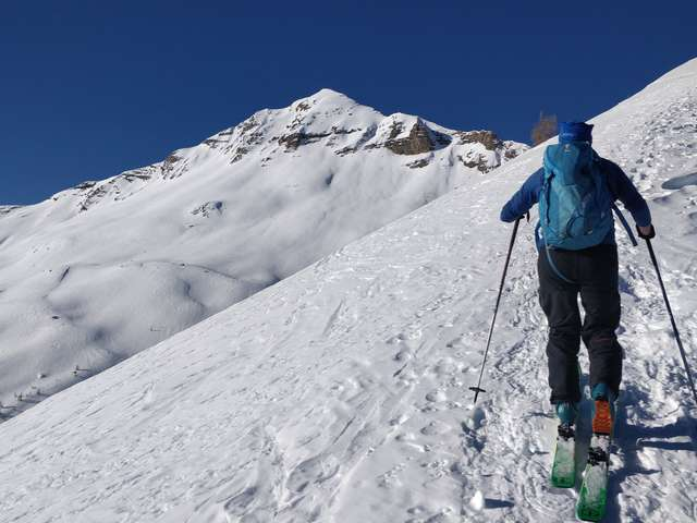 Initiation ski de randonnée - ESF Ancelle