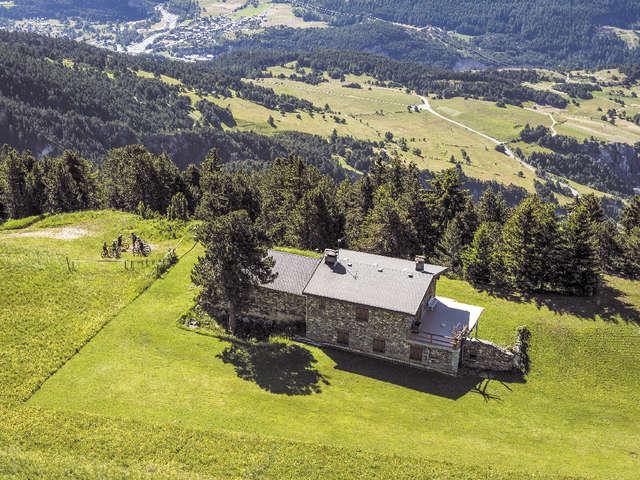 11 - Cross country - Vert - Les Lozes