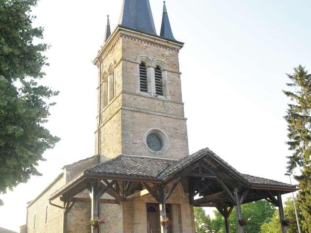 Église Saint-Pierre / Saint-Didier