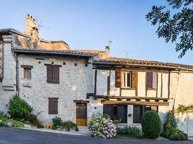 Village de Bourg-de-Visa