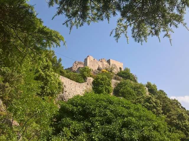 Sainte-Agnès : one of the