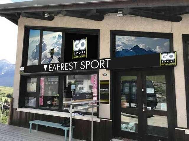 Go Sport Montagne / Everest Sport Station