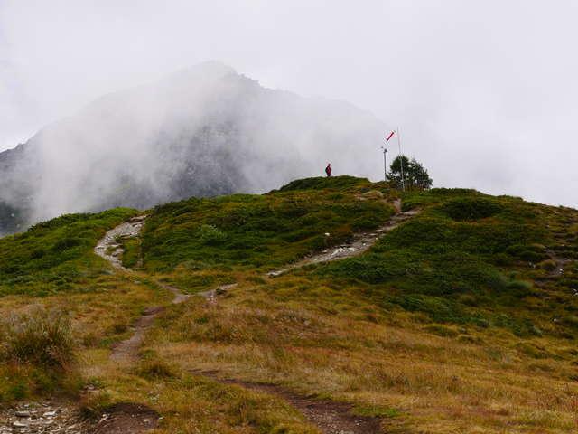 Grand tour du Vallon d'Arbi