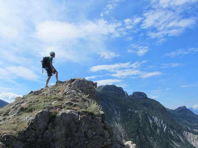 Accompagnateur en randonnées Clément Vieau