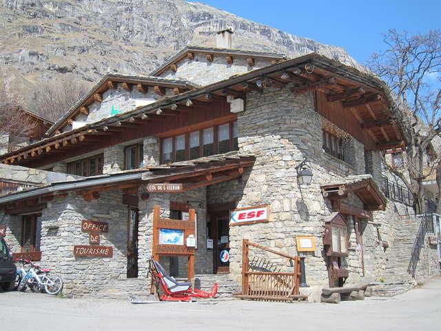 Office de tourisme - Bureau de Bonneval sur Arc