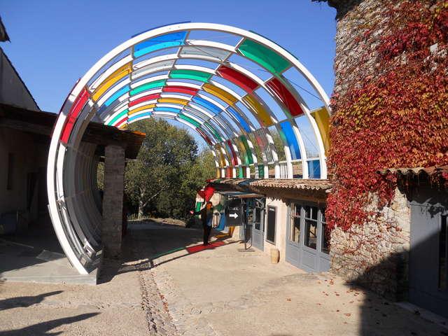 Galerie et parc de sculptures de la commanderie de Peyrassol