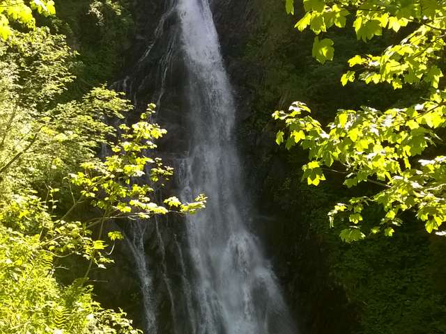 Cascade du Pissou
